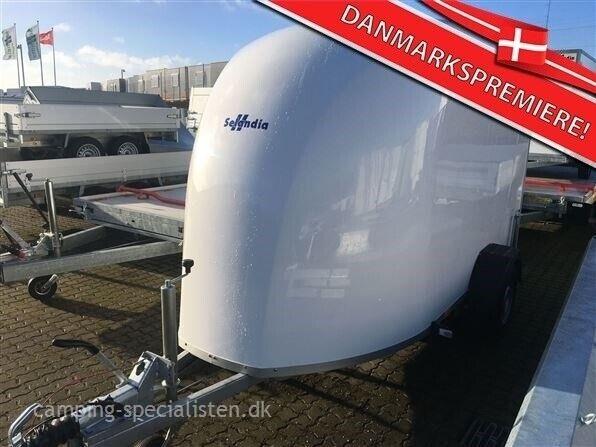 Trailer, Selandia Cargo trailer, lastevne (kg): 740