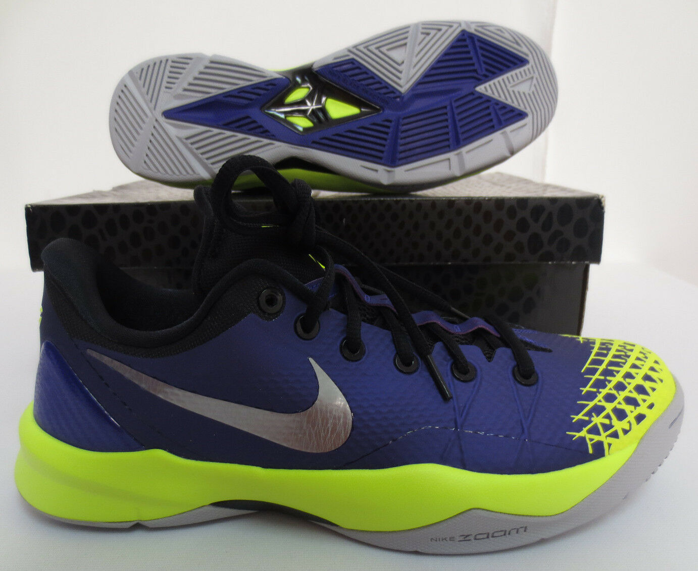 NIKE ZOOM KOBE VENOMENON 4 MENS SIZE 12 BASKETBALL SNEAKERS SHOES 635578 500 NEW
