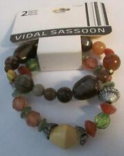 Vidal Sassoon 2 Pieces Pony Tailers, Beads, 2006 Helen of Troy - New Other