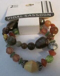 Image Is Loading Vidal Soon 2 Pieces Pony Tailers Beads 2006