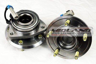 Vauxhall Antara 2007-2011 Front Hub Wheel Bearing Kit Inc ABS Sensor