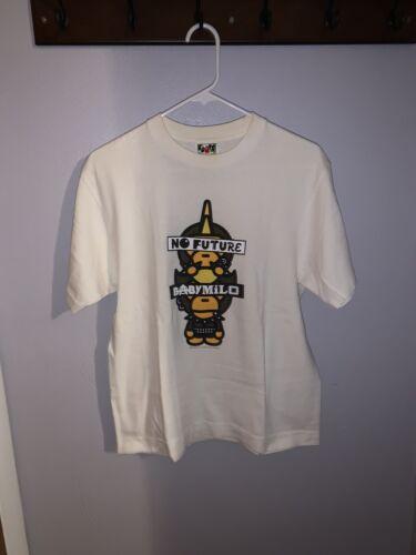 A Bathing Ape BAPE Sex Pistols Authentic T Shirt