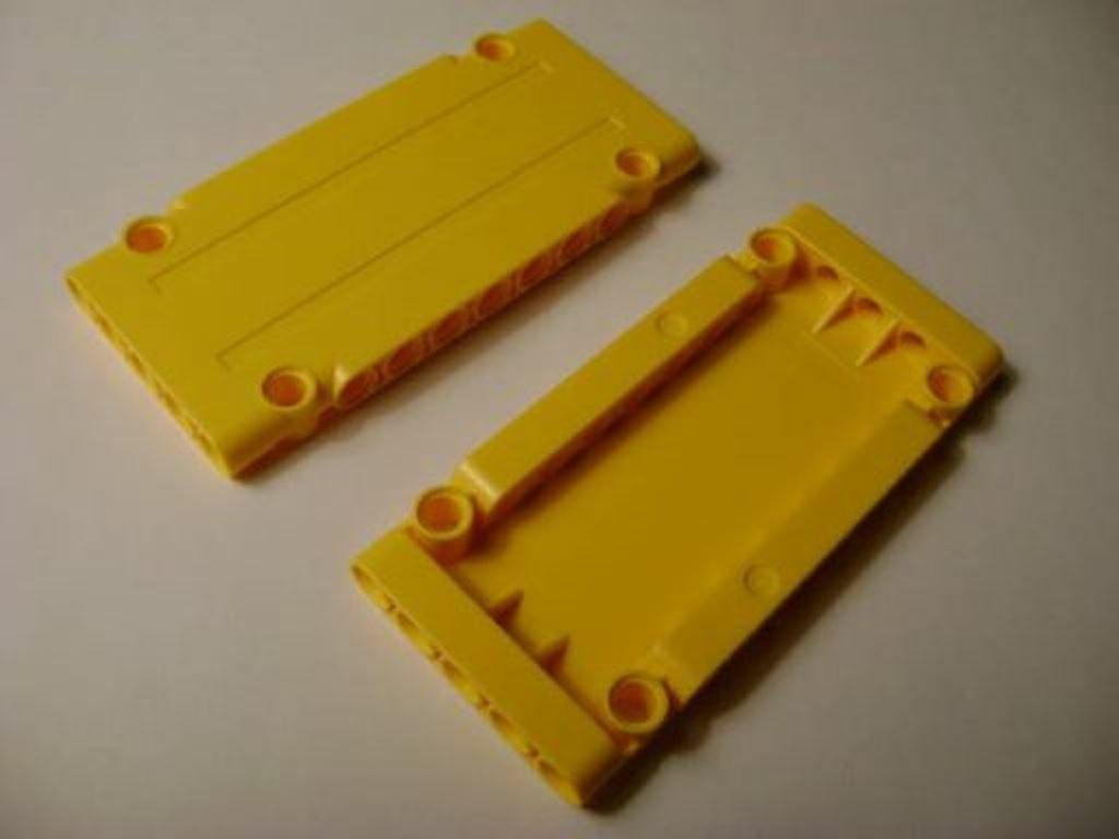 23948 Lego Technique axe 11-Jaune 1 X NOUVEAU