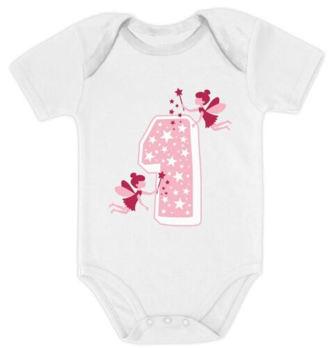 BodySuit Baby One Piece For Boys 1st BIrthday Party Outfit Girls 12M 18M 24M