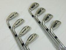 New LH Taylormade M1 Iron set 4-AW Steel XP 95 S300 Stiff irons M-1 4-PW+AW