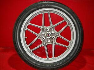 Ruota Ant. Cerchio Davanti Metzeler 100/90-18 55 H Wheel Moto Guzzi V65 V35 V50