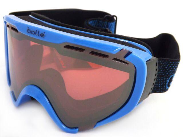 6f14854e086f Bolle OTG Small Fit EXPLORER Ski Snowboard Goggles Blue   Vermillon Gun  21379