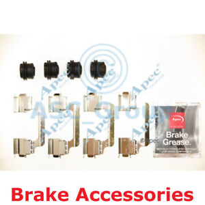 Pad Kit KIT1210 Apec Accessory Disc Braking Fitting Brake OOtAU