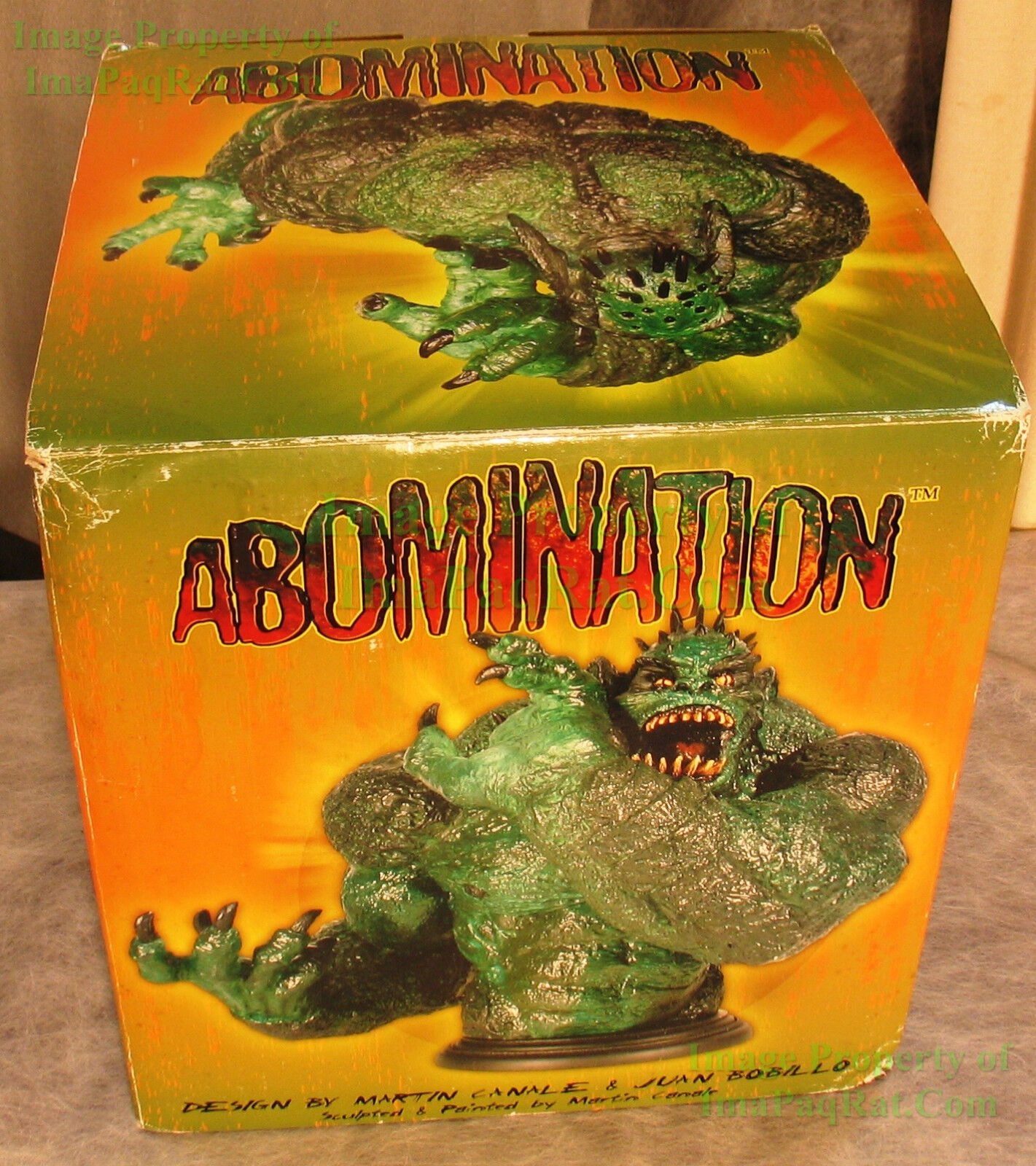 Abomination Limited Edition Bust Dynamic Forces MARVEL MP  19 of 50