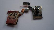 Original BlackBerry 9700 9020 Curve Micro SD Karte Leser Halter Reader Holder