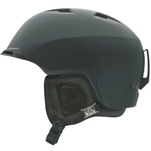 Giro-Chapter-Ski-Snowboard-Helmet-Matte-Black-Small-52-55-5-cm-New-with-Tags