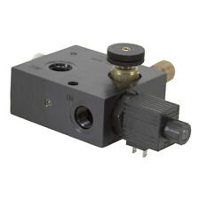 Flow Control With 12 Volt Dc Solenoid Valve Bypass 9 8458