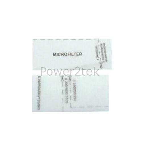 15x fjm sacs d/'aspirateur pour miele S715 S716 S716-1 neuf