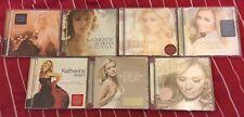 Job Lot Bundle Katherine Jenkins 7x CD Album Collection Serenade Home Rejoice