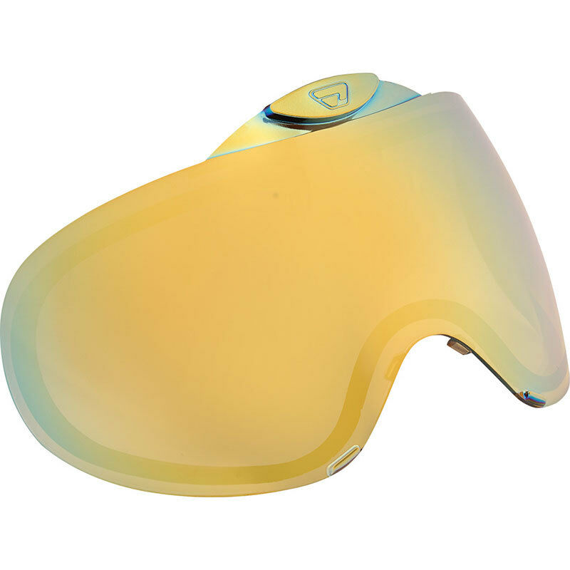 Predo Switch Goggle Thermal Replacement Lens - Mirror Faded Sunrise