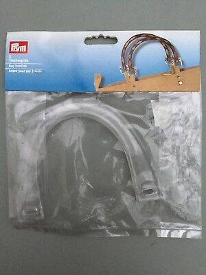 Prym Curtain Hooks Transparent Clip On Hooks Clear per pack of 10 526401