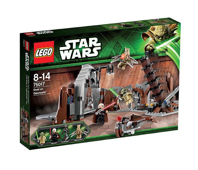 LEGO StarWars Duel on Geonosis (75017)  NEU ungeöffnet