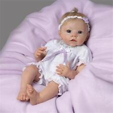 ASHTON DRAKE So Truly Real CHLOE Touch-Activated Lifelike Moving Baby Doll NEW