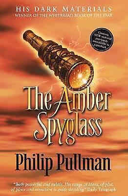 The Amber Spyglass (His Dark Materials), Pullman, Philip , Acceptable | Fast Del