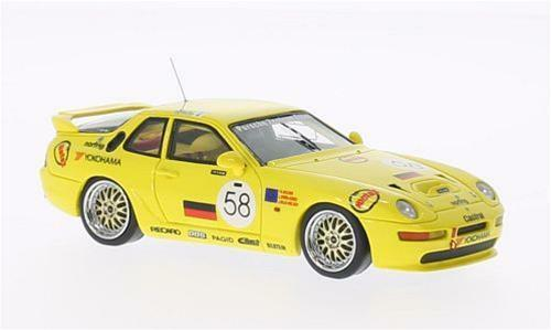 Neo Scale Models Neo43837 Porsche 968 Turbo Rs N58 Accident Lm 1994 1 43