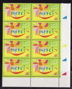 variete-Merci-sans-le-noir-sans-INVF-de-2001-NUM-3379-en-bloc-de-8-bdf