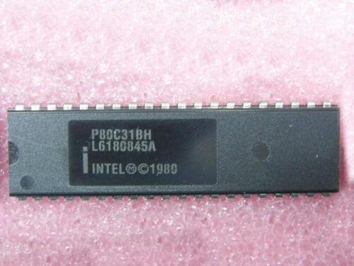 P 80C31 BH dip40 pla 013 ci P80C31BH