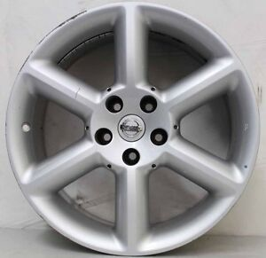 18-inch-Genuine-Nissan-350Z-TRACK-2004-model-alloy-wheels
