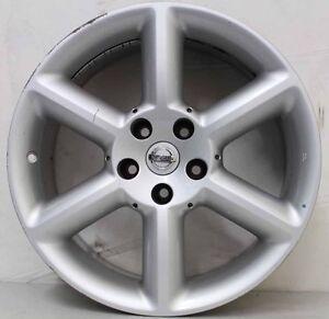 18-inch-Genuine-Nissan-350Z-TRACK-2004-model-alloy-wheels