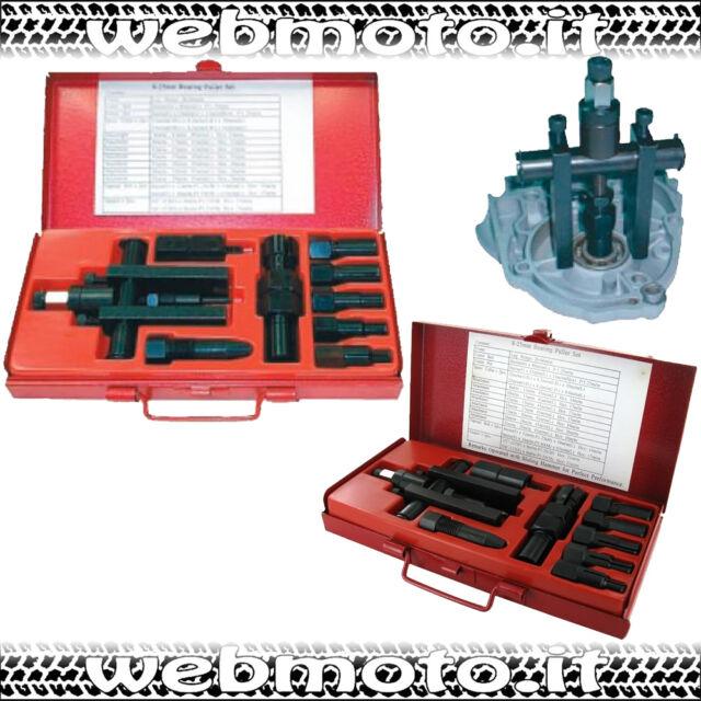Set Extractores para Rodamientos (8-25MM)
