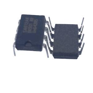 US-Stock-2pcs-SA612AN-SA612-DIP-8-Mixer-amp-Oscillator