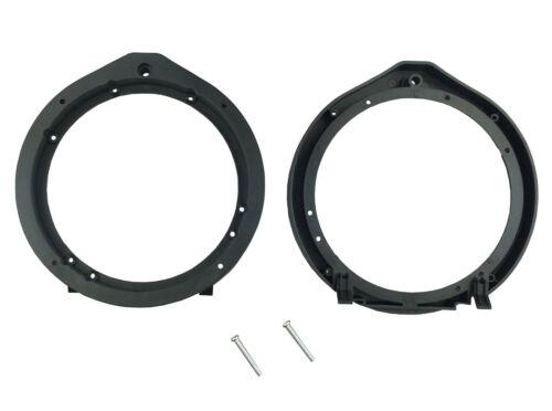 "Speaker Adapter for Honda CR-Z Civic Accord Crosstour 6.5/""//6.75/"" 165mm Adaptor"
