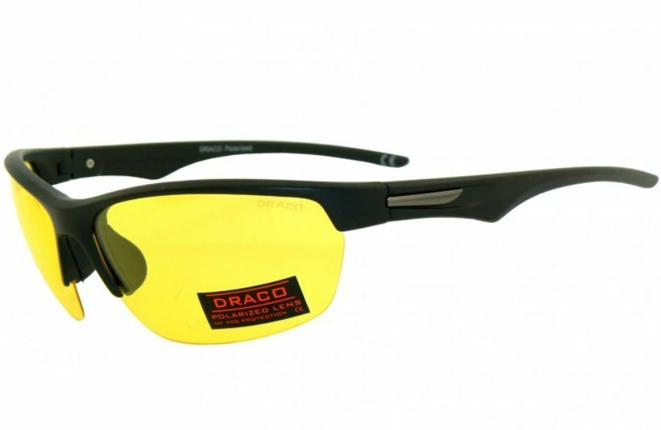 Sonnenbrille Kontrast Brille Nachtfahrbrille Autofahrerbrille Polarisiert SRT UV