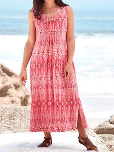 NEU* Damen MAXIKLEID Sommer Kleid ♥STRANDKLEID ...