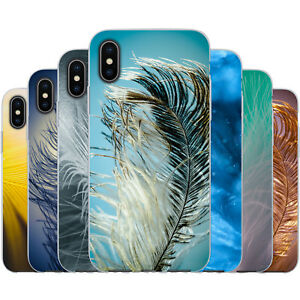 Dessana-Close-up-Feathers-Silicone-Protection-Cover-Case-Pouch-Cover-for-Apple