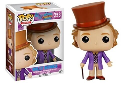 Funko Pop Willy Wonka