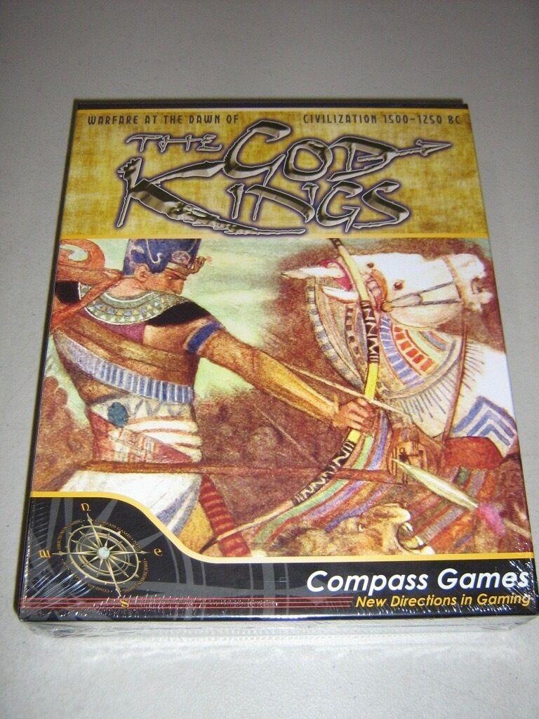 The God Kings  Warfare at the Dawn of Civilization Civilization Civilization 1500-1250 BC (New) ca9a05