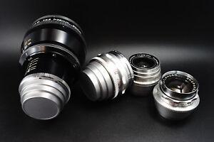 Metal-Rear-Back-Lens-Cap-Voigtlander-Retina-Bessamatic-DKL-Deckel-lens-schneider