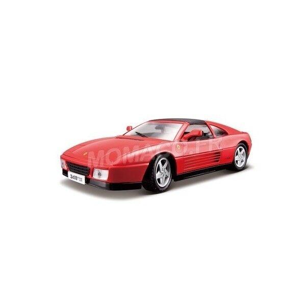 Burago 16006RD - FERRARI 348 TS red 1 18 BBURAGO
