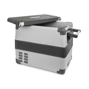 k hlbox gefrier transport camping box 50 liter von 10 bis 22 grad ac dc ebay. Black Bedroom Furniture Sets. Home Design Ideas