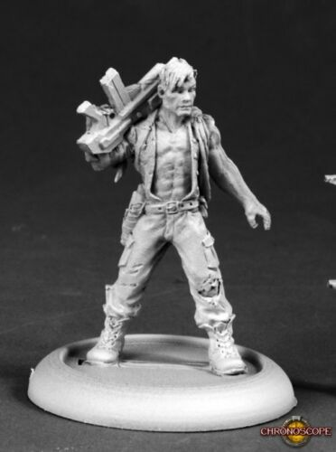 Reaper Chronoscope 50297 Hans Post Apocalyptic Survivor