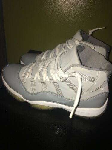 11 Nike Air Cool 8 Grey uomo Jordan Sneakers Misura QChdtsrx