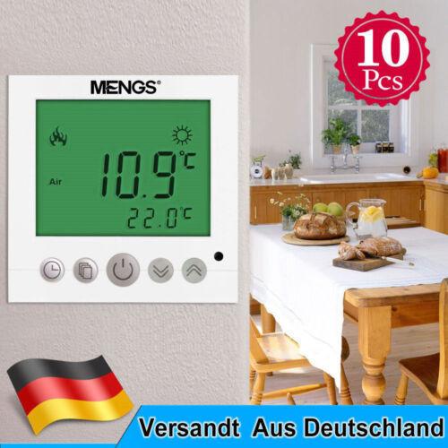 C16.GH3 Thermostat Digital Raumthermostat Programmierbar Multifunktionsanzeige