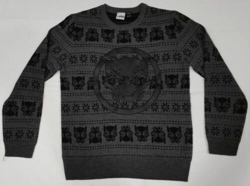 Black Panther Wakanda Christmas Sweater Mens Sweater S M XL 2XL 3XL 4XL