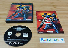 PS2 Armored Core 2 PAL