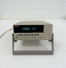 Keithley 6514 System Electrometer Powers Up