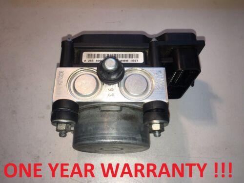 WARRANTY! =REPAIR SERVICE= 0265800796  Vauxhall Corsa D Bosch ABS Pump