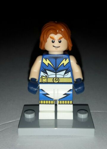 LEGO Lightning Lad minifigure Exclusive Target from set 5004077 Brand New