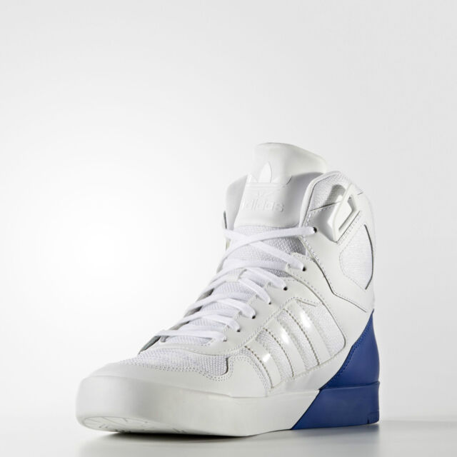 adidas Originals Forum OG Hi White Collegiate Royal
