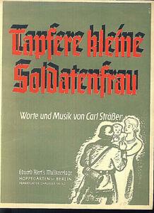 Carl-Straesser-Tapfere-kleine-Soldatenfrau-Gesang-und-Piano