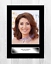 Jane-McDonald-A4-signed-mounted-photograph-picture-poster-Choice-of-frame thumbnail 1